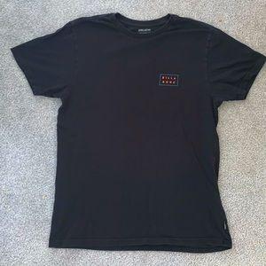 Billabong Black T-Shirt - Men's Size Medium